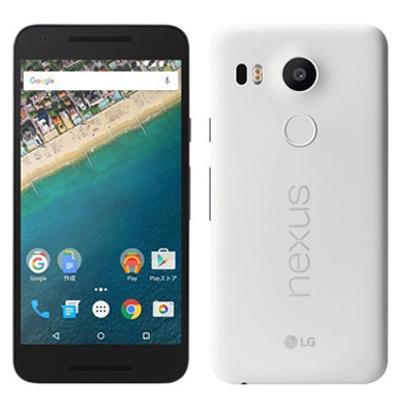 新品 未使用 【SIMロック解除済】 Nexus5X LG-H791 32GB QUARTZ docomo スマホ 白ロム 本体 送料無料【当社6ヶ月保証】【中古】 【 携帯少年 】