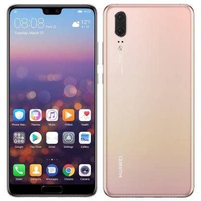 中古 Huawei P20 EML-L29 Pink Gold【国内版】 SIMフリー スマホ 本体 送料無料【当社3ヶ月間保証】【中古】 【 携帯少年 】