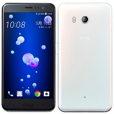 新品 未使用 【ネットワーク利用制限▲】HTC U11 601HT Ice White 64GB SoftBank スマホ 白ロム 本体 送料無料【当社3ヶ月間保証】【中古】 【 携帯少年 】