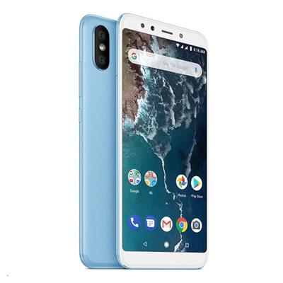 中古 Xiaomi Mi A2 Dual-SIM [Blue 4GB 64GB 香港版] SIMフリー スマホ 本体 送料無料【当社3ヶ月間保証】【中古】 【 携帯少年 】