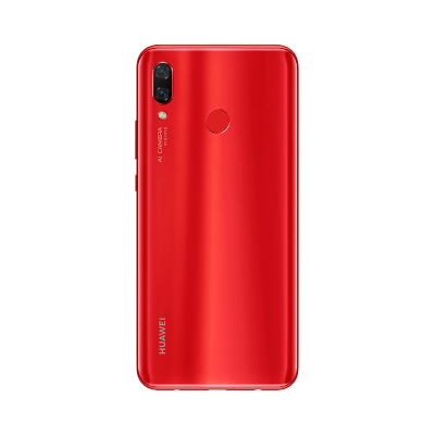 新品 未使用 Huawei nova3 PAR-LX9 Red【国内版 goo限定カラー】 SIMフリー スマホ 本体 送料無料【当社6ヶ月保証】【中古】 【 携帯少年 】