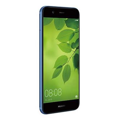中古 Huawei nova2 PIC-LX9(HWU33SLU) Aurora Blue【UQモバイル版】 SIMフリー スマホ 本体 送料無料【当社3ヶ月間保証】【中古】 【 携帯少年 】