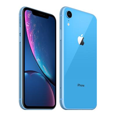 新品 未使用 iPhoneXR Dual-SIM A2108 (MT1G2ZA/A) 128GB ブルー 【香港版】 SIMフリー スマホ 本体 送料無料【当社6ヶ月保証】【中古】 【 携帯少年 】