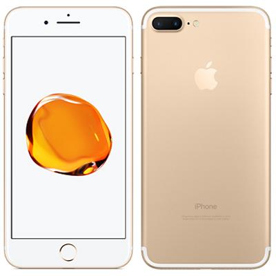 中古 【SIMロック解除済】iPhone7 Plus 128GB A1785 (MN6H2J/A) ゴールド au スマホ 白ロム 本体 送料無料【当社3ヶ月間保証】【中古】 【 携帯少年 】