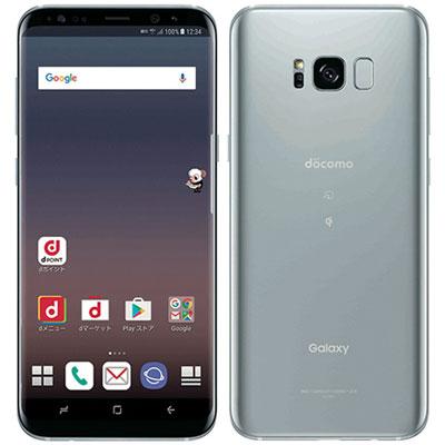 中古 【SIMロック解除済】Galaxy S8+ SC-03J Arctic Silver docomo スマホ 白ロム 本体 送料無料【当社3ヶ月間保証】【中古】 【 携帯少年 】