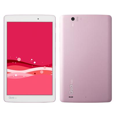 中古 【SIMロック解除済】Qua tab PX LGT31 Pink au 8.0インチ アンドロイド タブレット 本体 送料無料【当社3ヶ月間保証】【中古】 【 携帯少年 】
