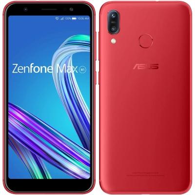 中古 ASUS Zenfone Max M1 Dual-SIM ZB555KL-RD32S3 32GB ルビーレッド【国内版】 SIMフリー スマホ 本体 送料無料【当社3ヶ月間保証】【中古】 【 携帯少年 】