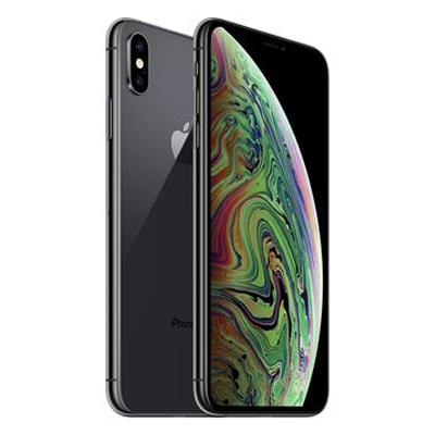 中古 iPhoneXS Max Dual-SIM A2104 MT712ZA/A 64GB スペースグレイ 【香港版】 SIMフリー スマホ 本体 送料無料【当社3ヶ月間保証】【中古】 【 携帯少年 】