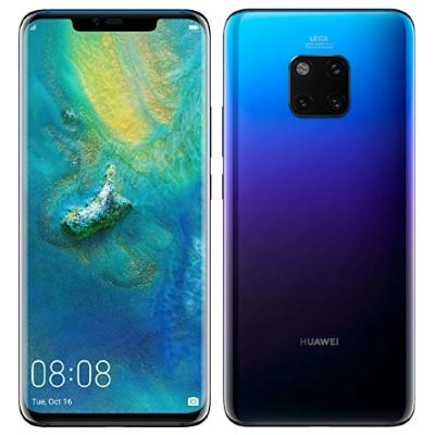 中古 Huawei Mate 20 Pro Dual LYA-L29【Twilight 国内版】 SIMフリー スマホ 本体 送料無料【当社3ヶ月間保証】【中古】 【 携帯少年 】
