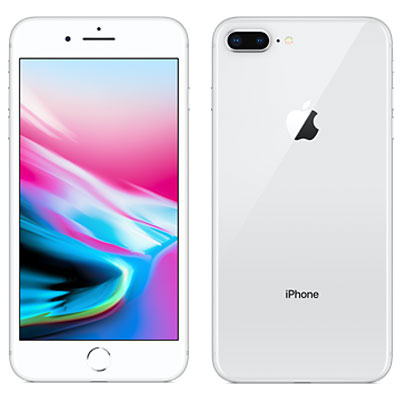 中古 iPhone8 Plus A1864 (MQ8H2ZP/A) 256GB シルバー【香港版】 SIMフリー スマホ 本体 送料無料【当社3ヶ月間保証】【中古】 【 携帯少年 】