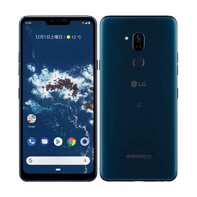 未使用 【SIMロック解除済】android one X5 ニューモロッカンブルー Y!mobile スマホ 白ロム 本体 送料無料【当社6ヶ月保証】【中古】 【 携帯少年 】