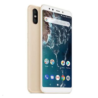 中古 Xiaomi Mi A2 Dual-SIM [Gold 4GB 64GB グローバル版] SIMフリー スマホ 本体 送料無料【当社3ヶ月間保証】【中古】 【 携帯少年 】