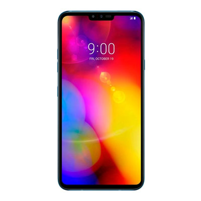 新品 未使用 LG V40 ThinQ Dual-SIM LM-V405EBW [New Moroccan Blue 6GB 128GB 海外版] SIMフリー スマホ 本体 送料無料【当社6ヶ月保証】【中古】 【 携帯少年 】