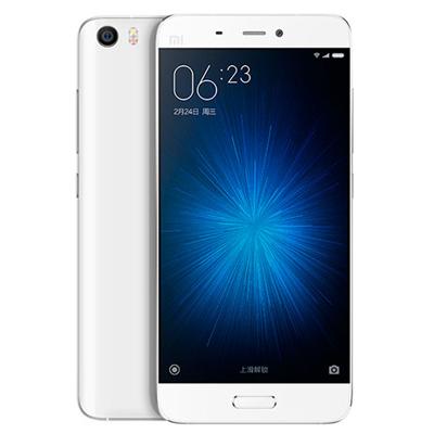 中古 Xiaomi Mi5 White 32GB [中国版] SIMフリー スマホ 本体 送料無料【当社3ヶ月間保証】【中古】 【 携帯少年 】
