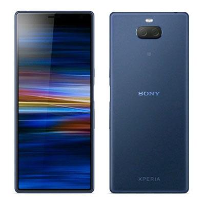 新品 未使用 Sony Xperia 10 Plus Dual I4293 [Navy 6GB 64GB 海外版] SIMフリー スマホ 本体 送料無料【当社6ヶ月保証】【中古】 【 携帯少年 】