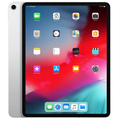 中古 【SIMロック解除済】【第3世代】iPad Pro 12.9インチ MTHP2J/A Wi-Fi+Cellular 64GB シルバー SoftBank 12.9インチ タブレット 本体 送料無料【当社3ヶ月間保証】【中古】 【 携帯少年 】