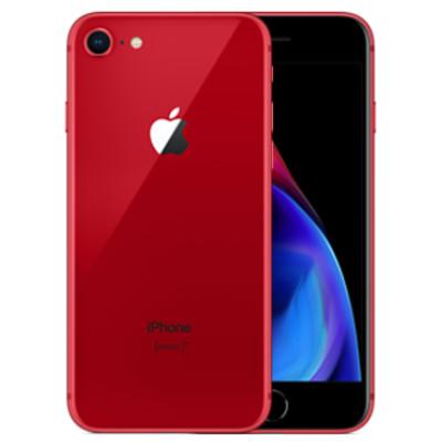 中古 【SIMロック解除済】iPhone8 64GB A1906 (NRRY2J/A) レッド docomo スマホ 白ロム 本体 送料無料【当社3ヶ月間保証】【中古】 【 携帯少年 】