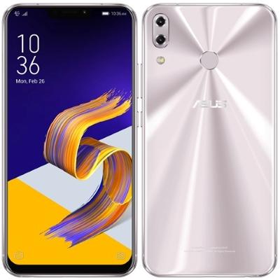 中古 ASUS Zenfone5 (2018) Dual-SIM ZE620KL 【Meteor Silver 64GB 版】 SIMフリー スマホ 本体 送料無料【当社3ヶ月間保証】【中古】 【 携帯少年 】