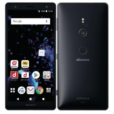 中古 Sony Xperia XZ2 SO-03K Liquid Black docomo スマホ 白ロム 本体 送料無料【当社3ヶ月間保証】【中古】 【 携帯少年 】