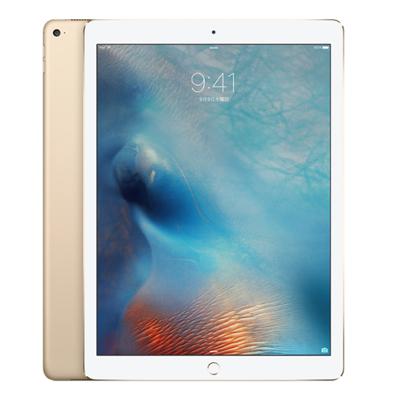 中古 【SIMロック解除済】iPad Pro 9.7インチ Wi-Fi Cellular(MLPY2J/A) 32GB ゴールド au 9.7インチ タブレット 本体 送料無料【当社3ヶ月間保証】【中古】 【 携帯少年 】