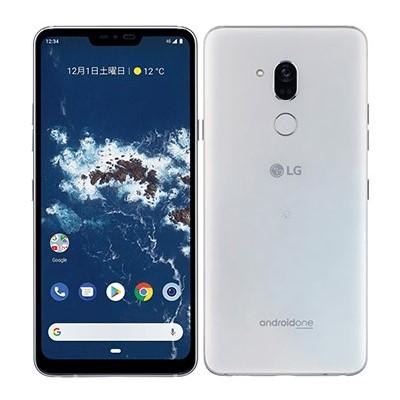 中古 【SIMロック解除済】android one X5 ミスティックホワイト Y!mobile スマホ 白ロム 本体 送料無料【当社6ヶ月保証】【中古】 【 携帯少年 】