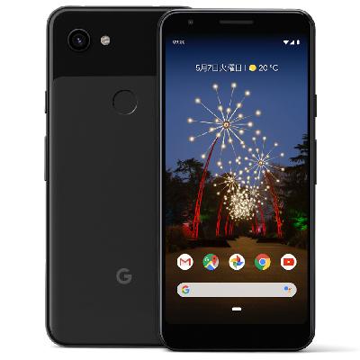 新品 未使用 【SIMロック解除済】Google Pixel3a G020H [Just Black 64GB] SoftBank スマホ 白ロム 本体 送料無料【当社6ヶ月保証】【中古】 【 携帯少年 】