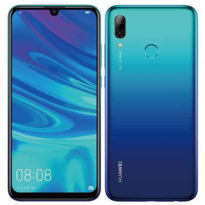 新品 未使用 HUAWEI nova lite 3 POT-LX2J Aurora Blue 【UQ版】 SIMフリー スマホ 本体 送料無料【当社6ヶ月保証】【中古】 【 携帯少年 】