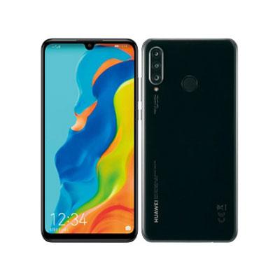 新品 未使用 【SIMロック解除済】Huawei P30 lite Premium HWV33 Midnight Black au スマホ 白ロム 本体 送料無料【当社6ヶ月保証】【中古】 【 携帯少年 】