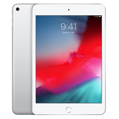 中古 【SIMロック解除済】【第5世代】iPad mini5 Wi-Fi+Cellular 64GB シルバー MUX62J/A A2124 au 7.9インチ タブレット 本体 送料無料【当社3ヶ月間保証】【中古】 【 携帯少年 】