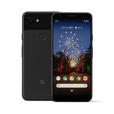 新品 未使用 【SIMロック解除済】【ネットワーク利用制限▲】Google Pixel3a G020H [Just Black 64GB] SoftBank スマホ 白ロム 本体 送料無料【当社6ヶ月保証】【中古】 【 携帯少年 】
