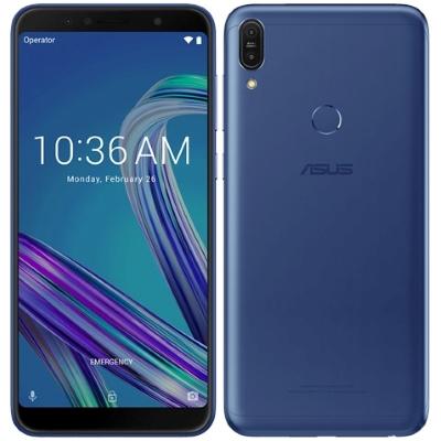 中古 ASUS Zenfone Max Pro M1 ZB602KL 32GB Blue 【国内版】 SIMフリー スマホ 本体 送料無料【当社6ヶ月保証】【中古】 【 携帯少年 】
