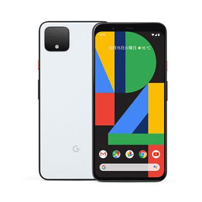 中古 Google Pixel4 G020N 128GB Clearly White【国内版】 SIMフリー スマホ 本体 送料無料【当社3ヶ月間保証】【中古】 【 携帯少年 】