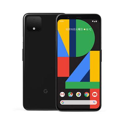 新品 未使用 【SIMロック解除済】Google Pixel4 G020N 64GB Just Black SoftBank スマホ 白ロム 本体 送料無料【当社6ヶ月保証】【中古】 【 携帯少年 】