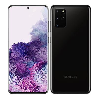 新品 未使用 Samsung Galaxy S20+(Plus) 5G Dual-SIM SM-G9860【Cosmic Black 12GB 128GB 海外版】【ACアダプタ欠品】 SIMフリー スマホ 本体 送料無料【当社6ヶ月保証】【中古】 【 携帯少年 】
