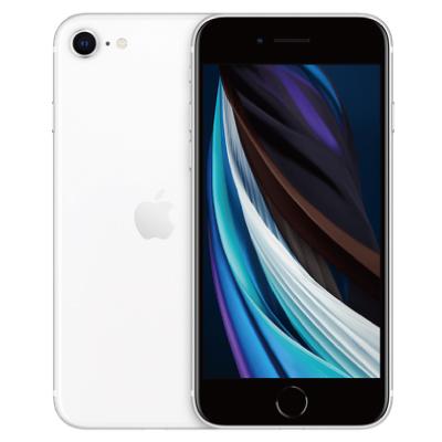 未使用 【第2世代】iPhoneSE 128GB ホワイト MXD12ZP/A A2296【香港版】 SIMフリー スマホ 本体 送料無料【当社6ヶ月保証】【中古】 【 携帯少年 】