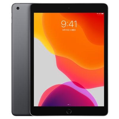 未使用 【SIMロック解除済】【第7世代】iPad2019 Wi-Fi+Cellular 32GB スペースグレイ MW6A2J/A A2198 docomo 10.2インチ タブレット 本体 送料無料【当社6ヶ月保証】【中古】 【 携帯少年 】