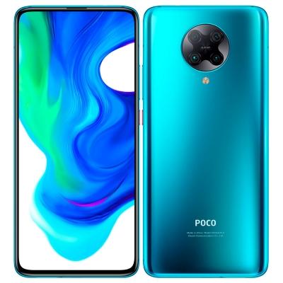 未使用 Xiaomi Poco F2 Pro 5G Dual-SIM Neon Blue【RAM8GB/ROM256GB 海外版】 SIMフリー スマホ 本体 送料無料【当社6ヶ月保証】【中古】 【 携帯少年 】