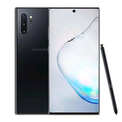 中古 Samsung Galaxy Note10+ (Plus) Dual-SIM SM-N9750【Aura Black 12GB 512GB 香港版】 SIMフリー スマホ 本体 送料無料【当社3ヶ月間保証】【中古】 【 携帯少年 】