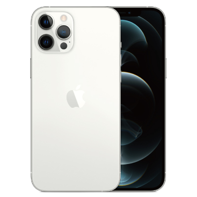 iPhone12 Pro Max A2412 (MGC53ZA/A) 256GB シルバー【香港版 SIMフリー】 Apple 当社6ヶ月保証 未使用 【 中古スマホとタブレット販売の携帯少年 】