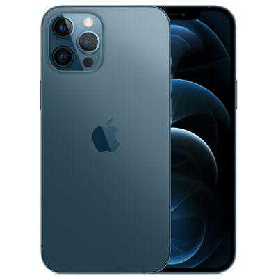 未使用品 Apple 白ロム スマホ 本体 未使用 送料無料 赤ロム永久保証 人気 おすすめ 当社6ヶ月保証 iPhone12 Max A お得クーポン発行中 512GB 国内版 MGD63J A2410 中古スマホとタブレット販売の携帯少年 Pro SIMフリー パシフィックブルー