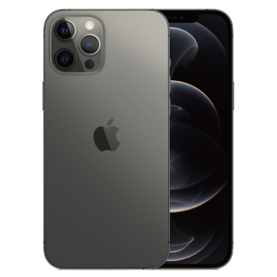 Apple 新作販売 白ロム スマホ 人気 本体 中古 送料無料 赤ロム永久保証 当社3ヶ月間保証 iPhone12 Pro 128GB Max A A2410 MGCU3J 中古スマホとタブレット販売の携帯少年 グラファイト SIMフリー 国内版