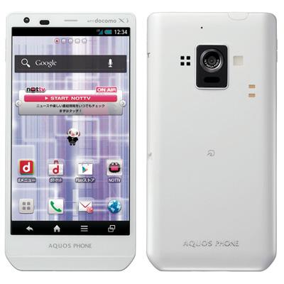 新品 未使用 AQUOS PHONE ZETA SH-02E White docomo スマホ 白ロム 本体 送料無料【当社6ヶ月保証】【中古】 【 携帯少年 】