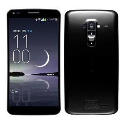 中古 LG G series G Flex LGL23 black au スマホ 白ロム 本体 送料無料【当社3ヶ月間保証】【中古】 【 携帯少年 】