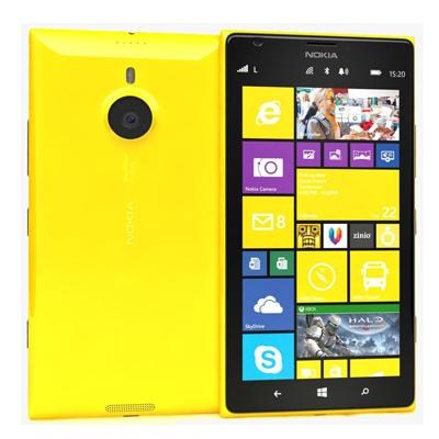 中古 Nokia Lumia 1520 32GB Yellow【海外版】 SIMフリー スマホ 本体 送料無料【当社3ヶ月間保証】【中古】 【 携帯少年 】