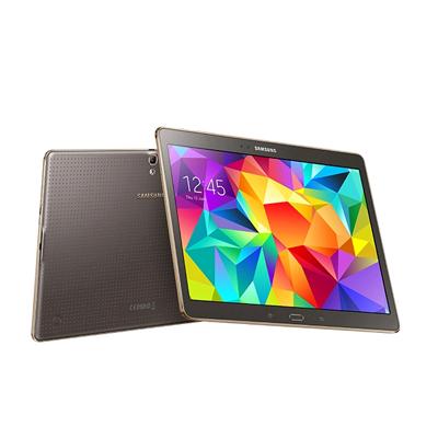 中古 Samsung GALAXY Tab S 10.5 Wi-Fiモデル SM-T800 【Titanium Bronze 16GB 海外版】 10.5インチ アンドロイド タブレット 本体 送料無料【当社3ヶ月間保証】【中古】 【 携帯少年 】