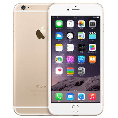 中古 iPhone6 Plus 128GB A1524 (MGAF2J/A) ゴールド SoftBank スマホ 白ロム 本体 送料無料【当社3ヶ月間保証】【中古】 【 携帯少年 】