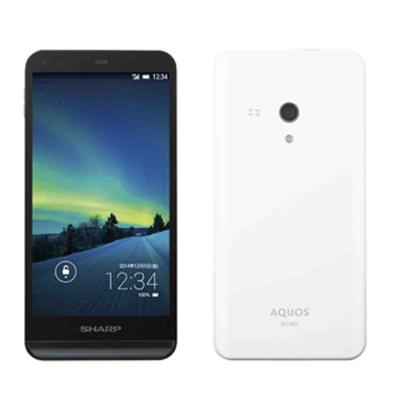 中古 AQUOS SH-M01 White SIMフリー スマホ 本体 送料無料【当社3ヶ月間保証】【中古】 【 携帯少年 】