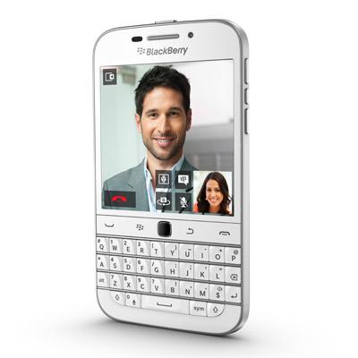 中古 BlackBerry Classic SQC100-1(RHH151LW)16GB White 【海外版】 SIMフリー スマホ 本体 送料無料【当社3ヶ月間保証】【中古】 【 携帯少年 】