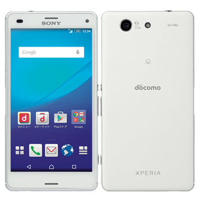 新品 未使用 Xperia A4 SO-04G White docomo スマホ 白ロム 本体 送料無料【当社6ヶ月保証】【中古】 【 携帯少年 】