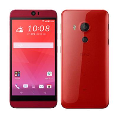 中古 HTC J butterfly HTV31 Rosso au スマホ 白ロム 本体 送料無料【当社3ヶ月間保証】【中古】 【 携帯少年 】